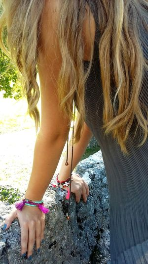 Blonde Lidajewelry