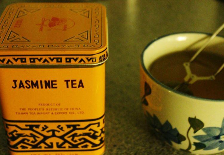 Tea time Tea Teatime☕️ TimeForTea Jasminetea Healthcare And Medicine Close-up Tea - Hot Drink Tea Cup