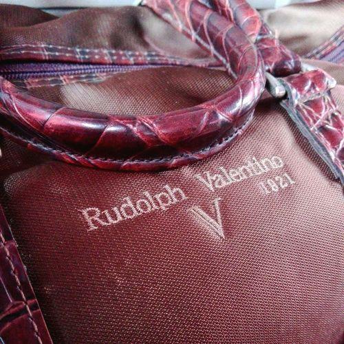 All packed up. Enjoying Life Valentino