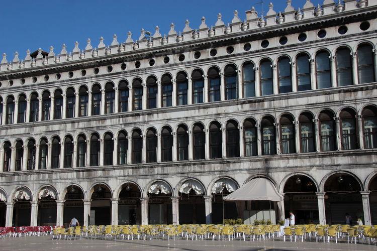 Architecture Built Structure Culture Famous Place History Tourism Travel Vacations Venice