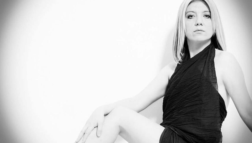 Photography EyeEm Best Shots RePicture Femininity Portrait Glamour Model Monochrome Black & White EyeEm Bnw Woman