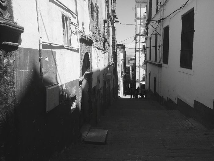 Phoneography Blackandwhite Photography Historical Buildings Architecture Buildings Mediterranean  Black & White The Battle Of Algiers Blackandwhite Black And White