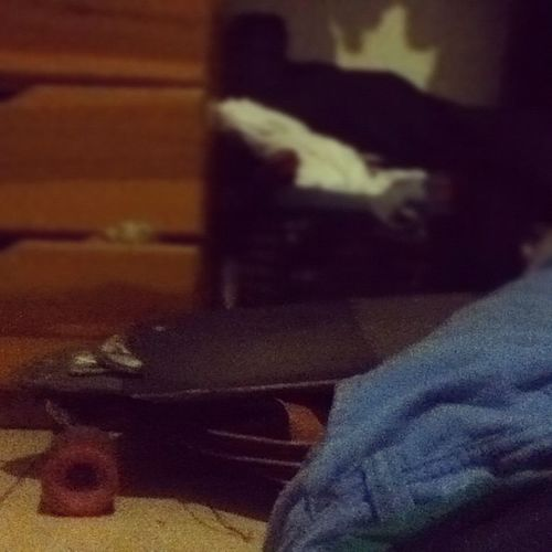 Longboard Skate Fiieessta Griffindor jajaja