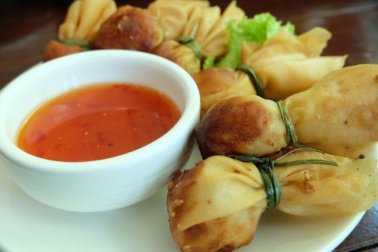 Thai food is