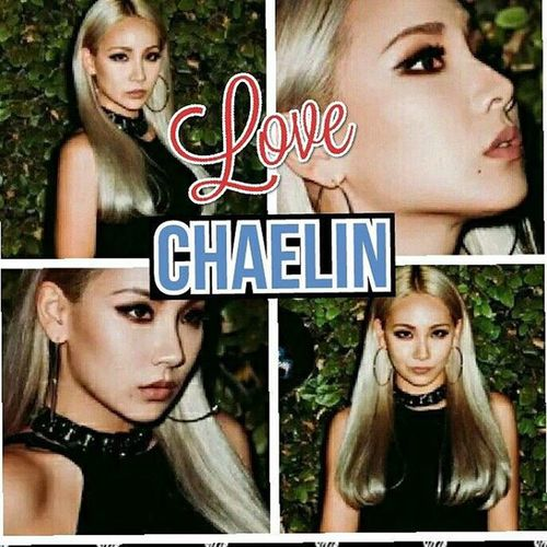 @chaelincl Queen Love Chaelin