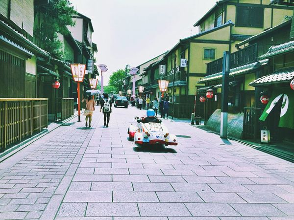 The Street Photographer - 2015 EyeEm Awards Cars Only in Kyoto