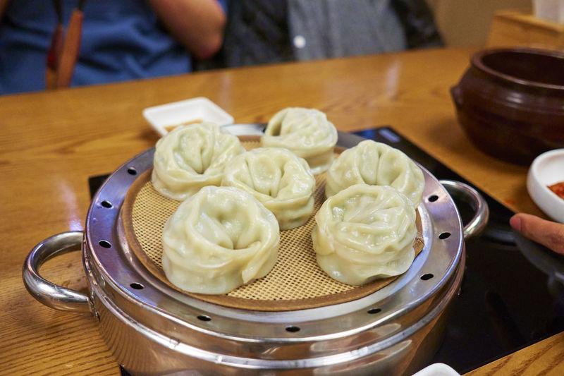 Close-up Food Food Porn Korean Food Mandu QX1 Ready-to-eat Sigma19mmArt