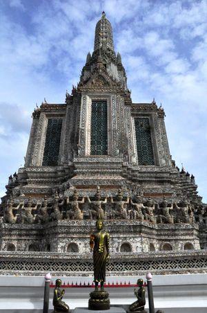 Wat Arun, Bangok Bangkok Bangkok Temple Religion Religious Architecture Thailand Wat Arun