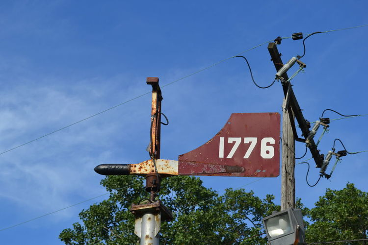 Day Fairport Harbor No People Ohio Power Line  Sky Telephone Line Text Tree