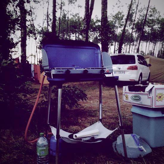 camping Surf