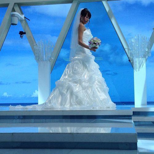 Model Cute Lovely Wedding