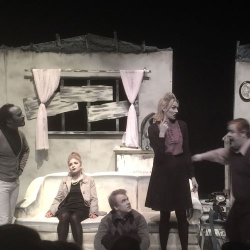 London Ontario LondonOntario The Grand Theatre Night Of The Living Dead Zombie