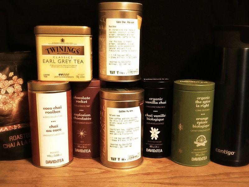 I like tea :3 Tea Time Loose Leaf Tea