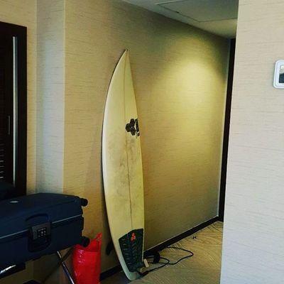 Finally! My very own surfboard! Almerrick Surf Bresil