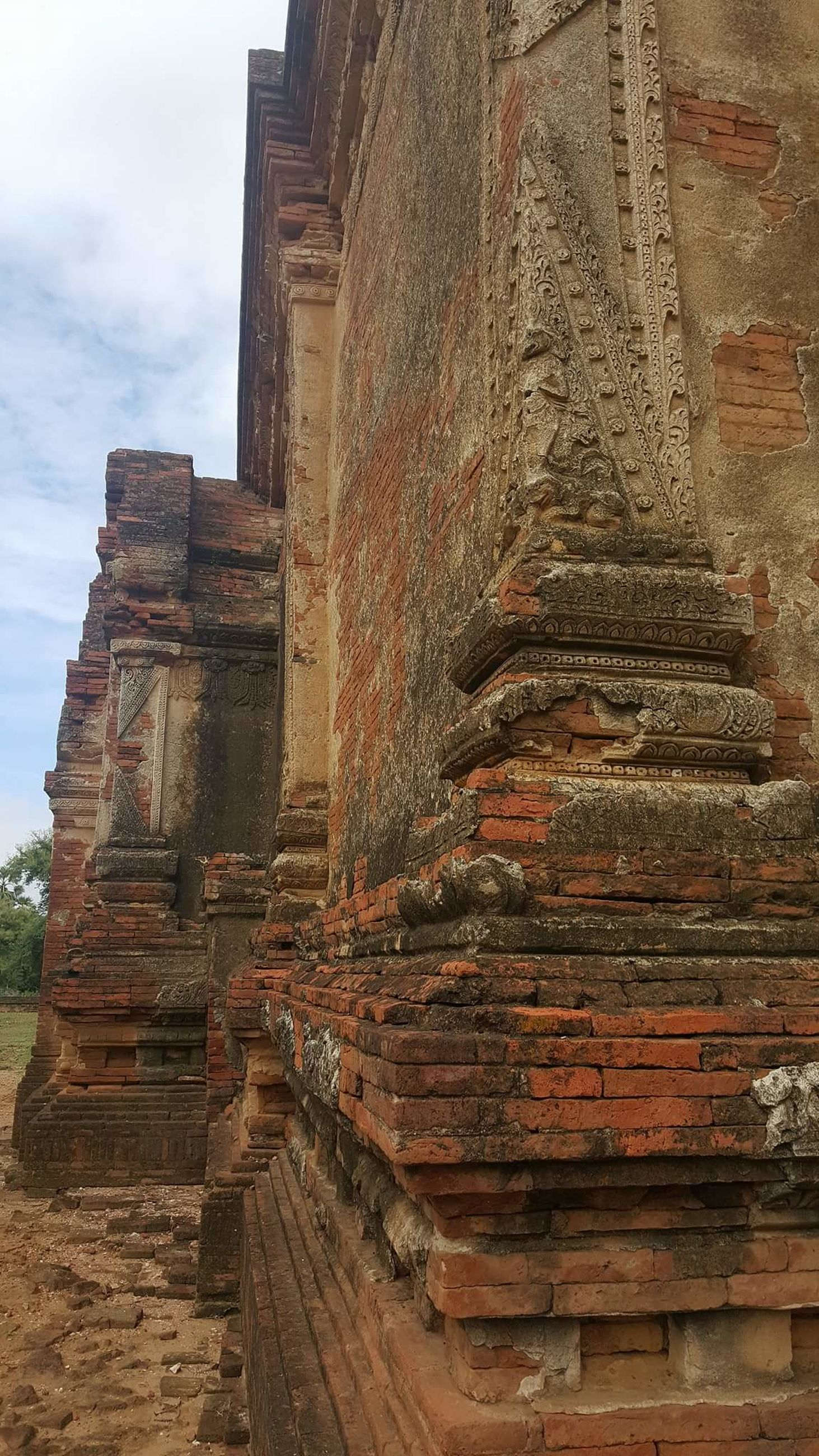 religion, architecture, place of worship, spirituality, history, built structure, old ruin, building exterior, ancient civilization, travel destinations, no people, day, outdoors, sky