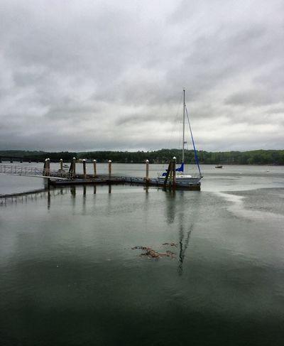 OpenEdit Waterfront Boats Maine USA