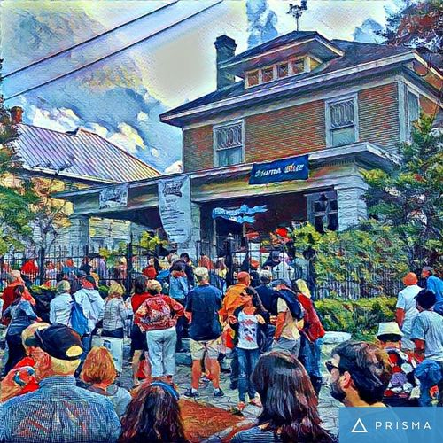 Good times ... Porchfest2016 Live Music Springfield Jax Jax Taking Photos