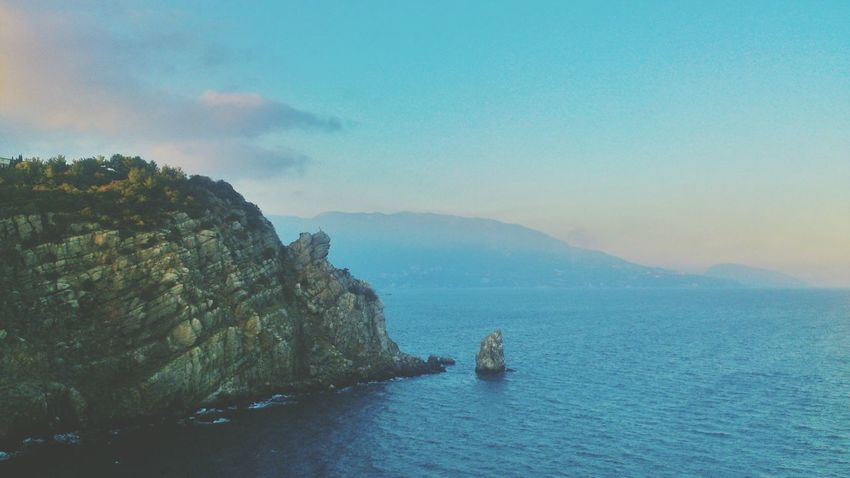 Sea Landscape Crimea