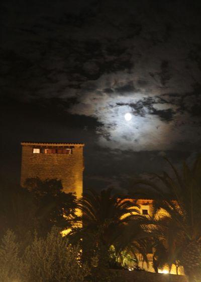 full moon for