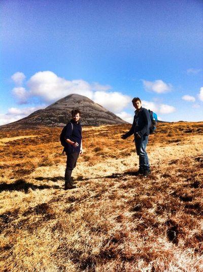 Wild Scotland Jura Walking Hiking Paps Of Jura Heather Alternative Fitness