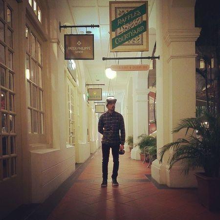 Patekphilippe WealthyHealthyHobos Walkingaroundlookingatthings Singaporeslinging