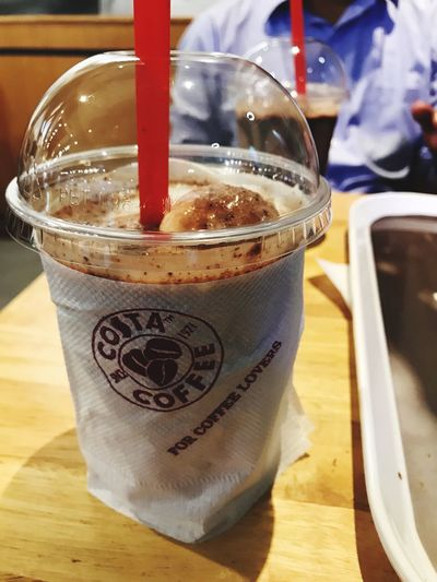 How to end your day . Bestcoffeeinworld Jaipur Costa Coffee