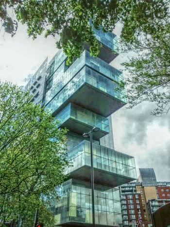 Architecture Manchester