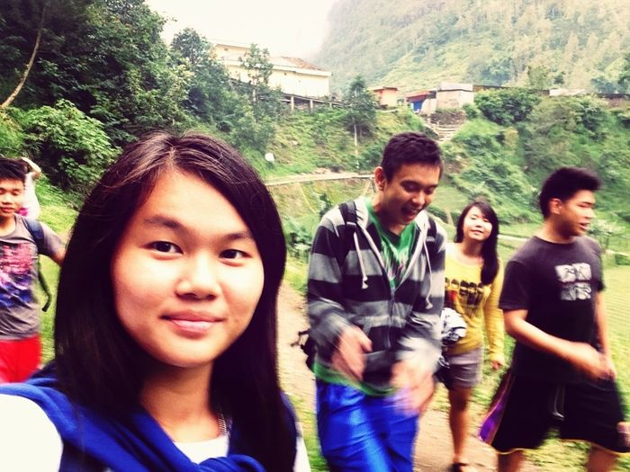 Walking Around Mountain