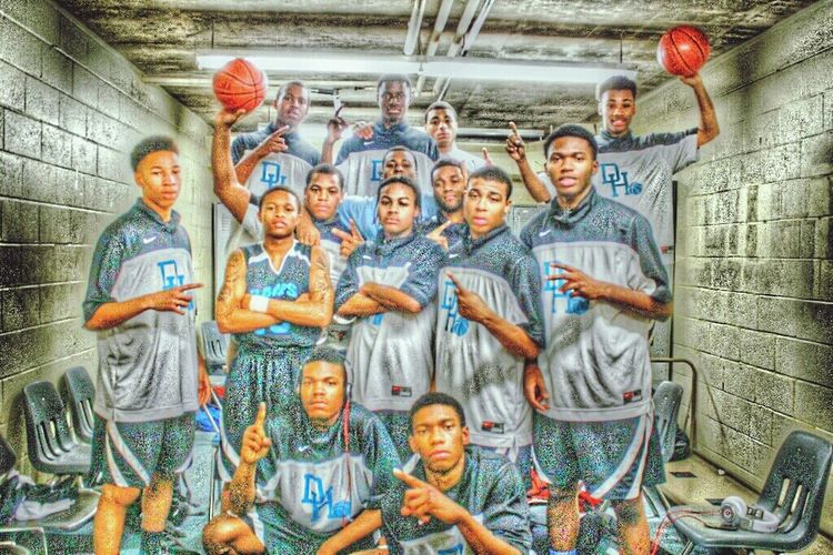 the 1st boy I ever followed Spring2012 Baltimore Tbt High School Basketball Digital Harbor