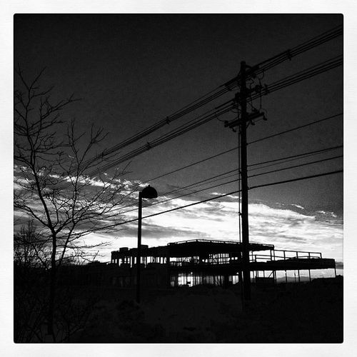 Black & White Sunset. #btv #vt Irox__bw Ig_masterpiece Igworldclub Postcardsfromtheworld Sunset Vt Ink361_new Btv Blackandwhite Vermont_scenery Blackwhite Insta_america Bw 802 Iphoneonly Instagramvt Iphonesia Igharjit Vermont Vermontbyvermonters All_shots Igvermont Sunsetporn Vt_landscape Hitamputih Instagramhub Captureeuphoria Ink361 Igersnewengland