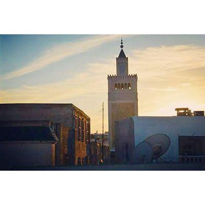 Tunisia Igertunisia Mosque Zitouna minaret sky sun carthagina قرطاجينة أحكيلي wikilovesmonuments roof city نور شمس اﻷصيل :)