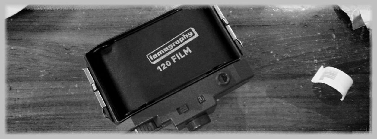 Holga Lomography Analogue Photography 120 Film