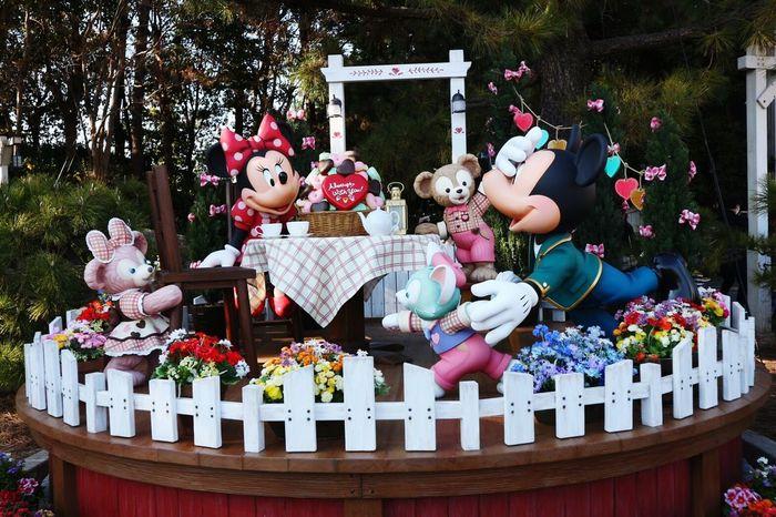 Gift Tokyo,Japan Tokyo Tokyo Disney Sea Tokyo Days No People Valentine Valentine's Day  Valentines Mickey Mouse Mickey Minnie Minnie Mouse Mickey And Minnie Mouse Mickey And Minnie Duffy ShellieMay