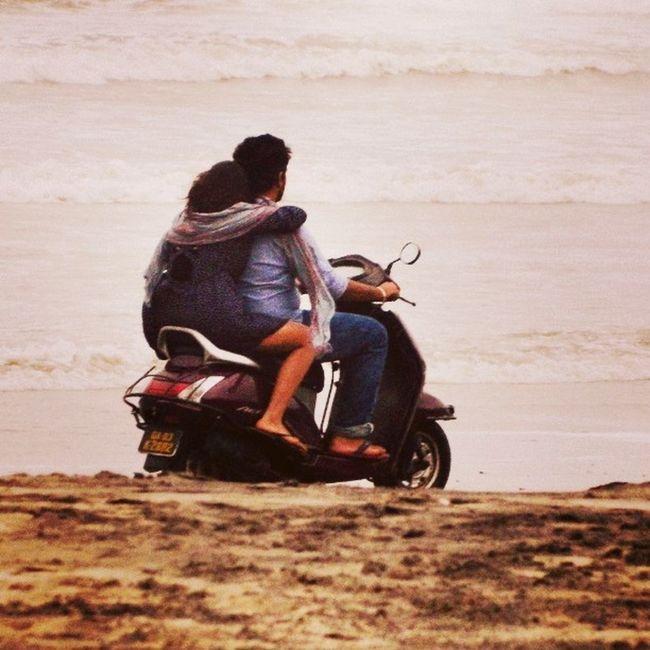 Myfav Goa Love Activa Beach