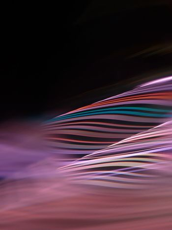 The refraction of light is full of effect Abstract Bandwidth Big Data Black Background Blue Close-up Communication Connection Data Electricity  Fiber Optic Futuristic Illuminated Internet Light Trail Long Exposure Motion Multi Colored No People Pink Color Science Speed Studio Shot Technology Wireless Technology
