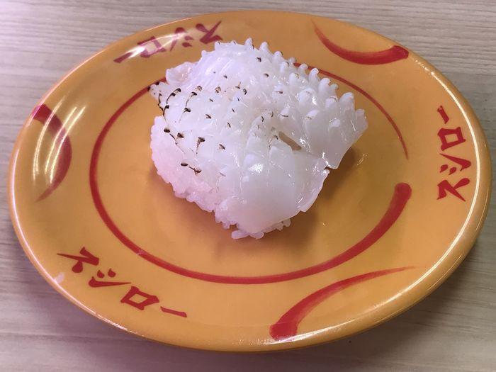 いか Sushi Squid