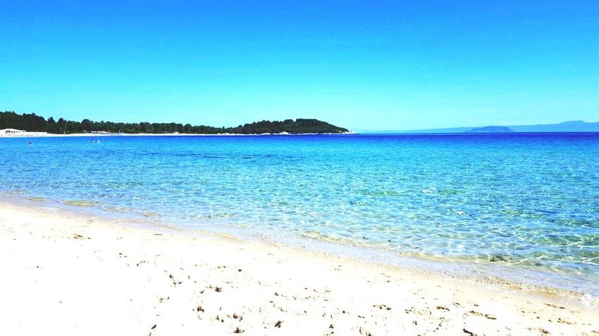 Blue Sea Blueness Seascape Sea Sea And Sky Sunny Summer Summertime Summerholidays Panorama Seaside Relaxing Greece Enjoying Life Taking Photos Hanging Out Traveling TimeForMyself Blue Nature That's Me