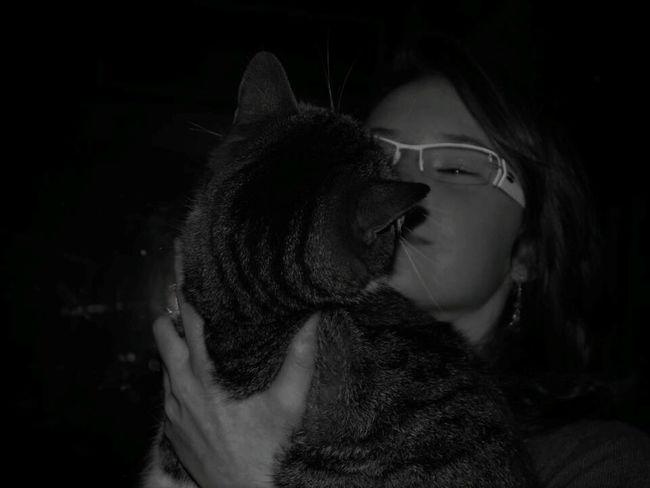 Photography Cat Love Love My Cat Kiss Enjoying Life 💖