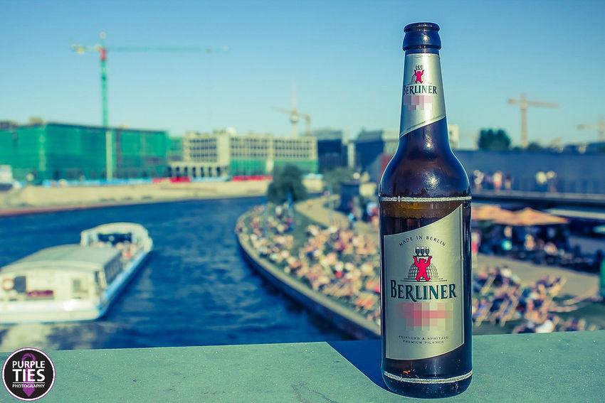 Pilsener Sommer2014 Berlin Hauptbahnhof Berlin