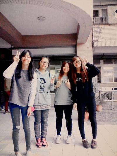 大村國中 With My Old Classmate