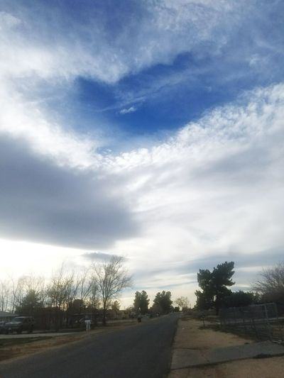Apple Valley, CA Cloud - Sky No People Dramatic Sky Outdoors My Life Through A Lens <3 My View! My Lens Californiathroughmylens High Desert Beauty EyeEmNewHere
