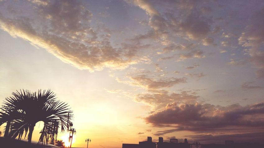 Sunset Outdoors Nature Yogyakarta,indonesia Cloud - Sky First Eyeem Photo