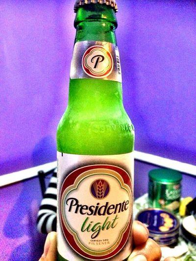 Beers Beer Presidente #beer Bottle