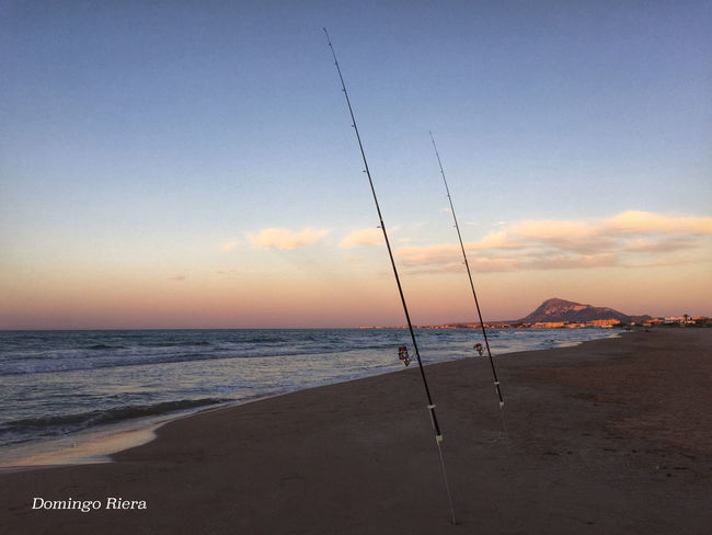 Denia Mobile Photography Sunshine Fishing Good Atmosphere