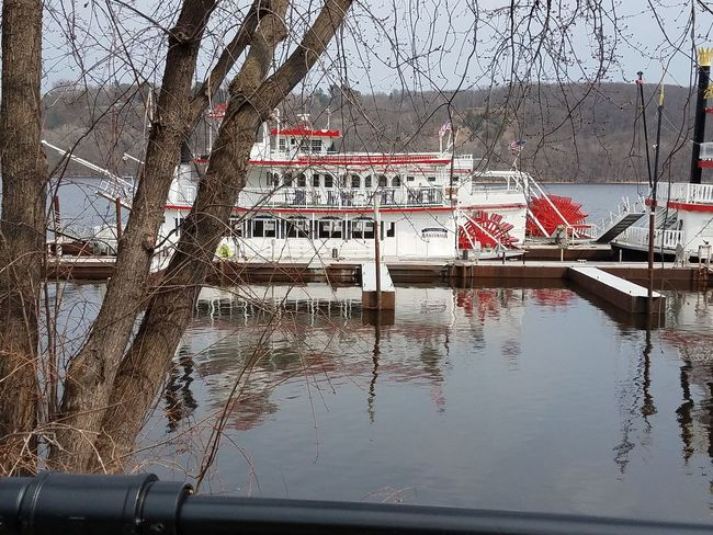 Water Mode Of Transport Paddle Wheeler Second Acts Rethink Things In Stillwater, Minnesota.
