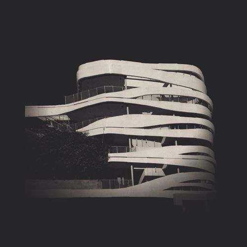 Blackandwhite Architecture Monochrome losangeles Architectural Detail Shootermag (null)