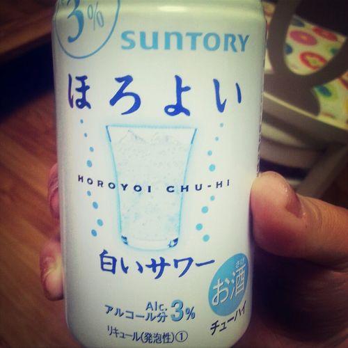 I love horoyoi ^,^♥ Horoyoi ほろよい Japanese Sake