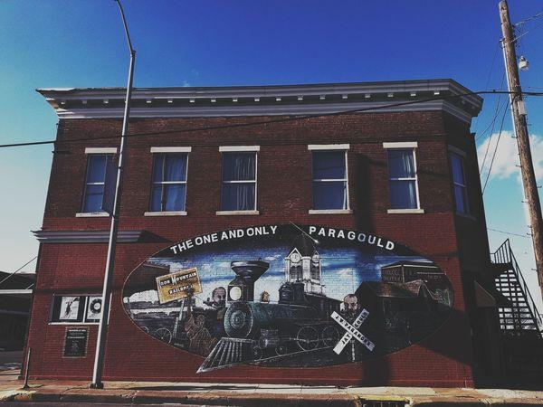 Arkansas Mural