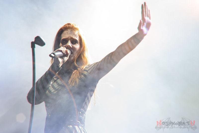Concert Epica Epica Live Female Singer Metal Music Netherlands Performance Power Metal Principle Tout Simone Simons Symphonic Metal Symphonicmetal Tele-club Yekaterinburg