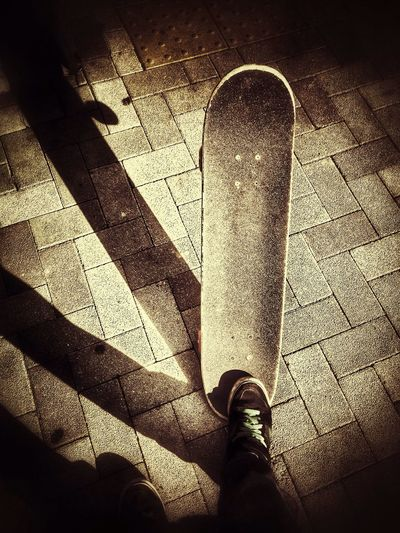Photo Skateboarding